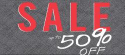 Интернет-магазин брендовой одежды и обуви ALBA объявляет скидки до 50 %!